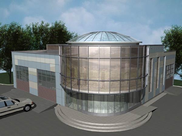 Проект и дизайн автомоечного комплекса 5