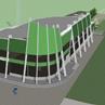 Проект торгового комплекса «Садовый центр» в Ханты-Мансийске