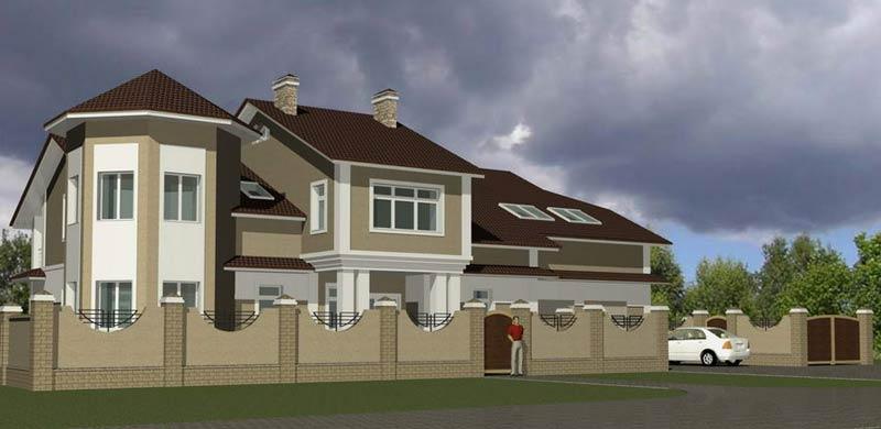 Проекты деревянных домов и бань в Краснодаре и