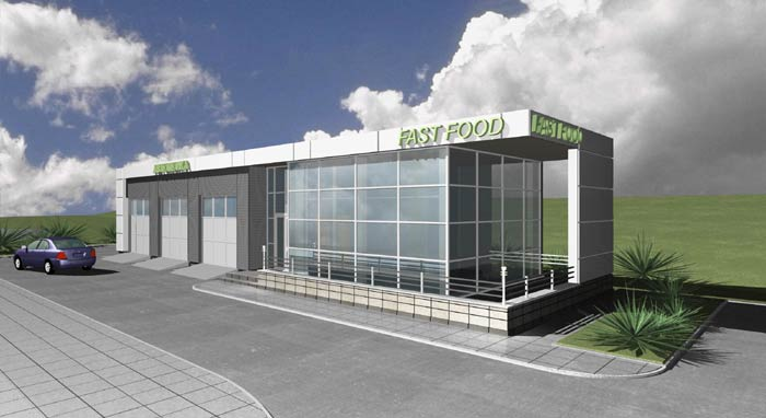 Проект и дизайн автомоечного комплекса
