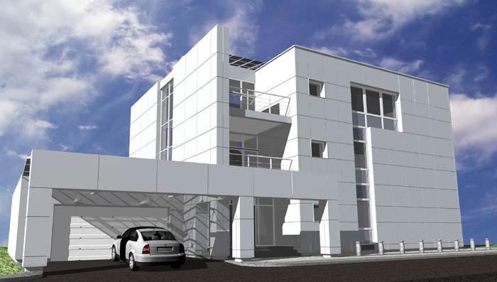 Архитектурное проектирование и