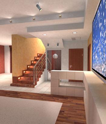 Дизайн комнаты в стиле лондона