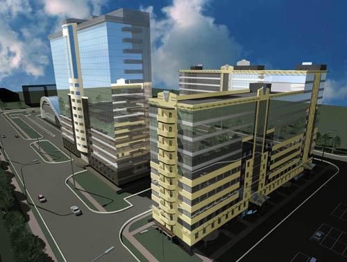 Административных зданий новосибирск