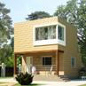 50 м². Проект дачного дома