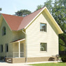 133 м². Проект жилого дома
