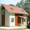 110 м². Проект жилого дома