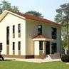 199 м². Проект жилого дома
