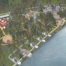 Проект базы отдыха на реке Катунь