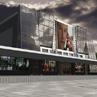 Реконструкция фасадов кинотеатра «Космос»