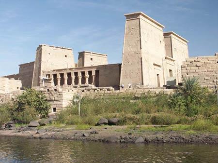 Храм Изиды на острове Филэ
