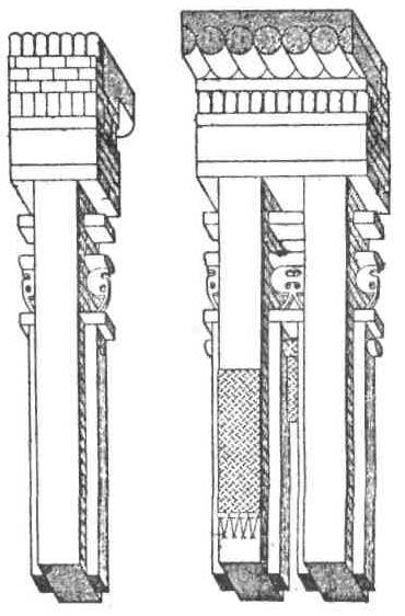 Деревянные конструкции в архитектуре Древнего Египта. гробница Фта-Хетепа