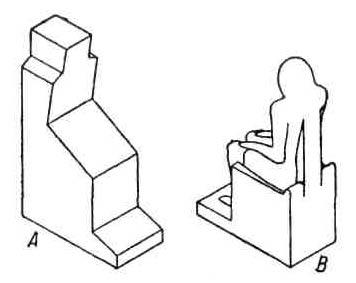 Приёмы каменной конструкции в архитектуре Древнего Египта. Обработка камней твердых пород