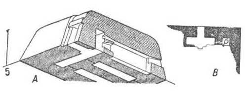 Пирамиды и гробницы Древнего Египта. Мастабы