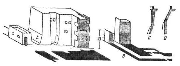 Крепости Древнего Египта