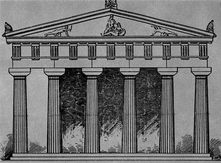 Реконструкция Гекатомпедона