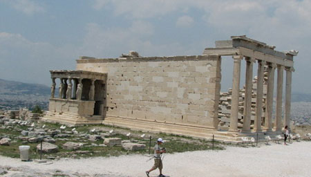 Архитектура древней греции эпоха