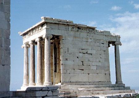 """Cлово  """"Акрополь """" означает  """"вершина города """".  Возвышающийся над Афинами Акрополь - вечное напоминание современным..."""