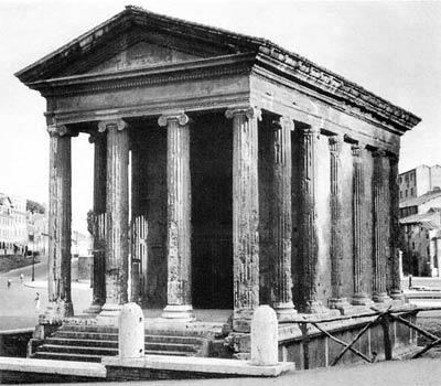 Архитектура древнего рима эпоха