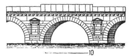 Дороги мосты и акведуки древнего рима