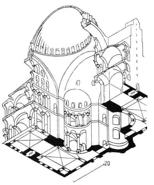 Церковь Св. Софии в
