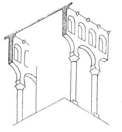 Архитектурные памятники мусульманской архитектуры. Дамасская мечеть