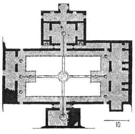 Архитектурные памятники мусульманской архитектуры. Альгамбра в Севилье