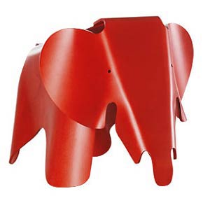 Vitra. Чарльз Эймс (Charles Ormand Eames) и Рэй Эймс (Ray Eames). Plywood Elephant, 1945
