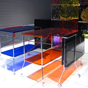 Антонио Читтерио. Antonio Citterio. kartell flip table