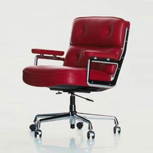 Чарльз и Рэй Эймс. Charles Ormand Eames & Ray Eames. Lobby Chair ES 104