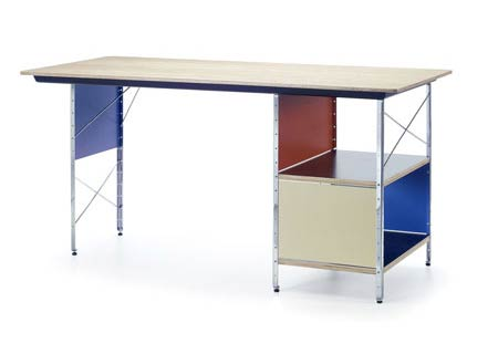 Чарльз и Рэй Эймс. Charles Ormand Eames & Ray Eames. EDU Desk Unit
