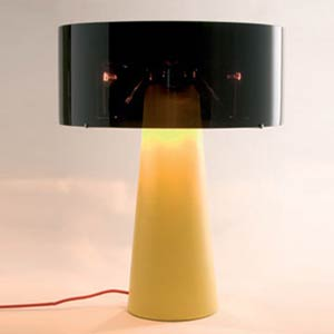 Этторе Соттсасс. Ettore Sottsass. Abat-Jour Table Lamp