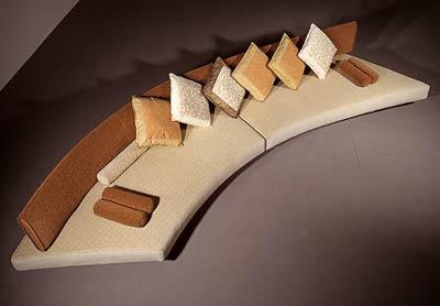 Мягкая мебель Il Loft Accademia curvo.