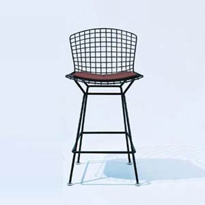 Гарри Бертойя. Bertoia Collection Barstool. 1952