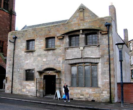 Чарльз Рени Макинтош. Charles Rennie Mackintosh. Ruchill St. Church Halls в Глазго