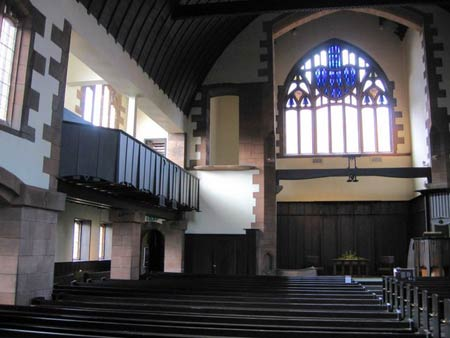 Чарльз Рени Макинтош. Charles Rennie Mackintosh. Queen's Cross Church в Глазго