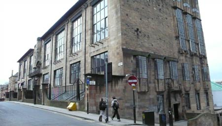 Чарльз Рени Макинтош. Charles Rennie Mackintosh. Glasgow School of Art