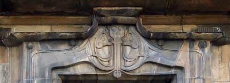 Чарльз Рени Макинтош. Charles Rennie Mackintosh. Glasgow School of Art
