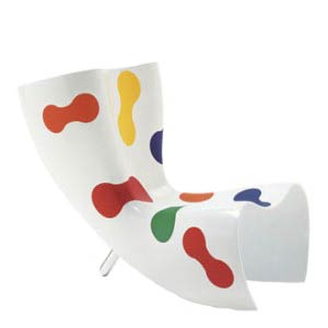 Марк Ньюсон. Marc Newson. Felt Chair. Cappellini
