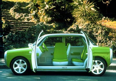 Марк Ньюсон. Marc Newson.  Ford O21C
