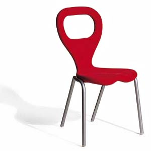Марк Ньюсон. Marc Newson. TV Chair. Moroso Spa