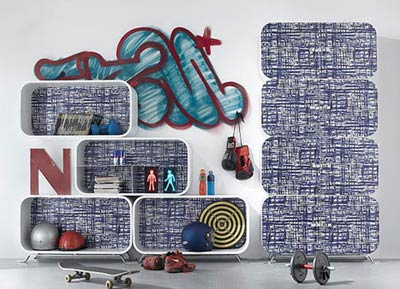Паола Навоне. Paola Navone. Cocoon. Ideal Form Team