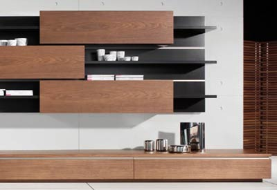 Петер Мали. Peter Maly. condehouse-wall-unit-tosai-system