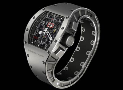 Филипп Старк. Philippe Stark. Richard Mille by STARCK, Richard Mille 2007
