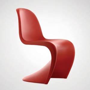 Вернер Пантон. Verner Panton. Panton Chair