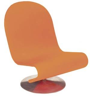Вернер Пантон. Verner Panton. Tatami Chair