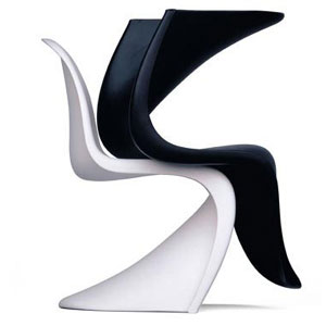 Вернер Пантон. Verner Panton. Panton Chairs