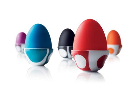 Вернер Пантон. Verner Panton. Panton egg cup