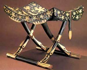 Мебель древнего Египта