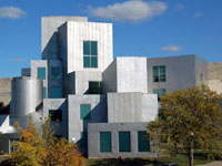 Фрэнк Гери (Frank Gehry): Iowa Advanced Technology Laboratories, University of Iowa, Iowa City, Iowa, USA, 1987-1992