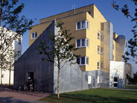 Фрэнк Гери (Frank Gehry): Siedlung Goldstein, Frankfurt am Main, Germany, 1994